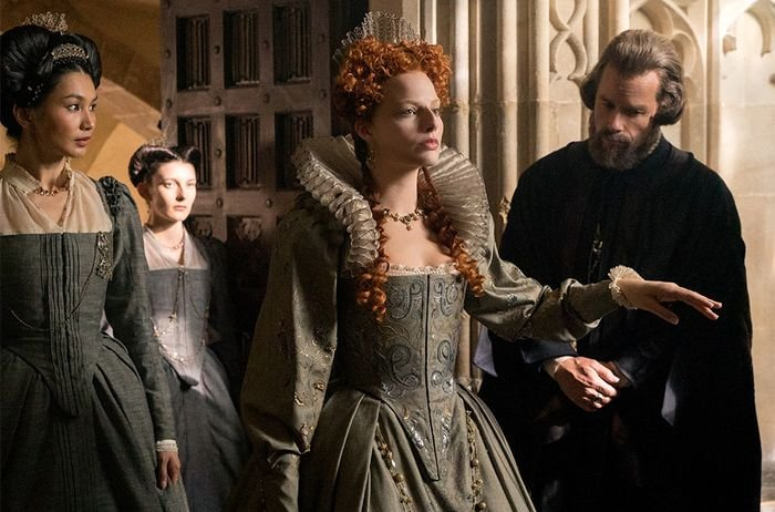Our Interview With Mary Queen of Scots's Costume Designer | Who What Wear