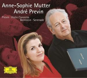 Anne-Sophie Mutter - André Previn - DG: E4745002 - download | Presto  Classical
