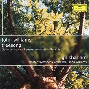 Williams: Treesong - Violin Concerto, 3 Pieces from Schindler's List -  Shaham, Williams, Bso, Various: Amazon.de: Musik