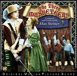 Die Drei Musketiere (The Three Musketeers), Max Steiner [Soundtrack] [Audio  CD] [Import-CD] [expanded] [limited] - Steiner, Max: Amazon.de: Musik