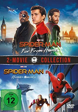 Spider-Man: Far From Home / Spider-Man: Homecoming [2 DVDs]