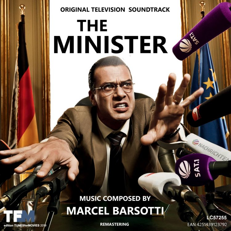 COVER The Minister by Marcel Barsotti.jpg